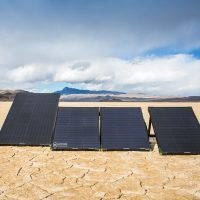 Goal Zero Bolder 100 Solar Panel Lifestyle 2