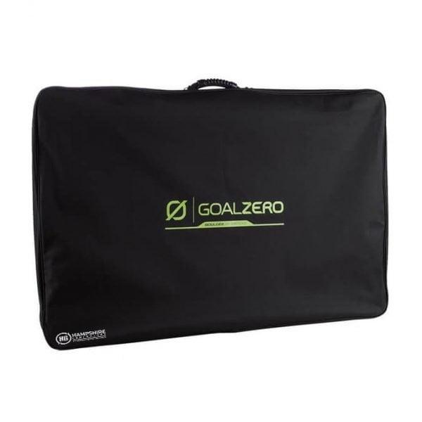 Goal Zero Bolder 200 Briefcase Solar Panel In Travel Case