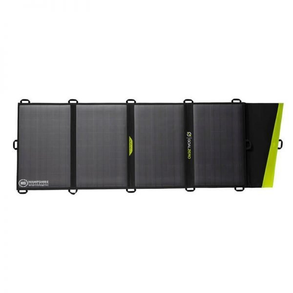 Goal Zero Nomad 50 Solar Panel Fully Open