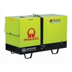 Pramac P11000 10kVA 400V 3 Phase AMF Diesel Generator