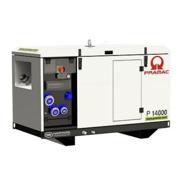 Pramac P14000 10KW 230V +AVR Diesel Generator