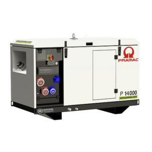 Pramac P14000 10KW 400V +AVR 3 Phase Diesel Generator