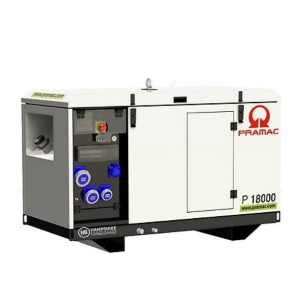 Pramac P18000 14KW 230V +AVR Diesel Generator