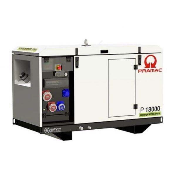 Pramac P18000 14KW 400V +AVR 3 Phase Diesel Generator