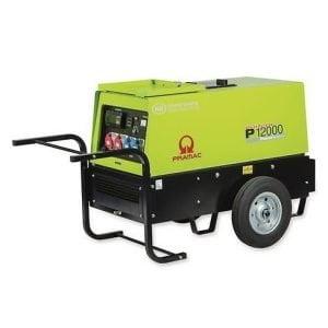 Pramac Trolley Kit For P6000 P9000 P12000