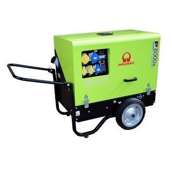 Pramac Trolley Kit For P6000S