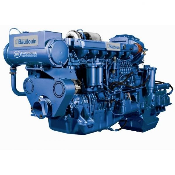 Stage IIIa Emissions Certified Engine