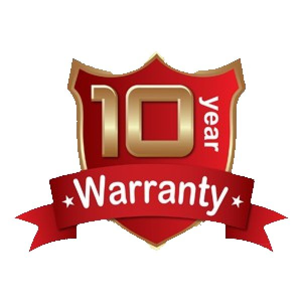 10 Year Warranty Upgrade