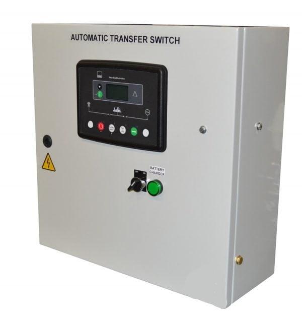 Pramac 100 AMP ATS Panel For GA Series Generators
