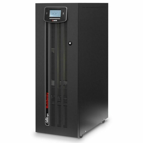 Riello 60kVA UPS MST60 Uninterruptible Power Supply Face View 4