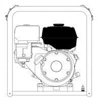 Inmesol 21 Litre Long Run Fuel Tank For AHR Range