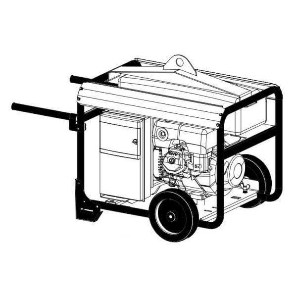 Inmesol Trolly Kit For AHR Range