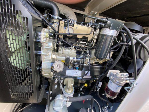YorPower 80kVA Perkins Diesel Generator engine 1