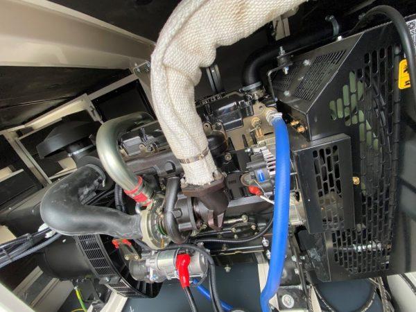 YorPower 80kVA Perkins Diesel Generator engine