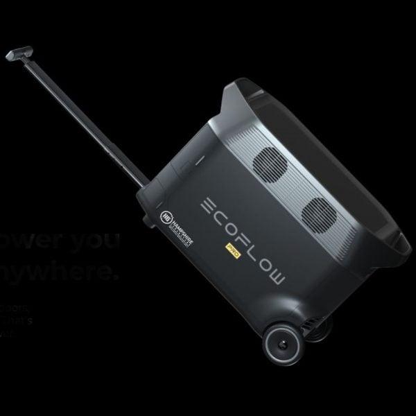 Ecoflow Delta Pro Portable Power Station Portability