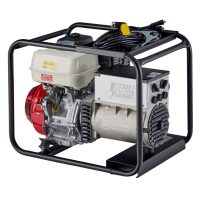 Stephill 200Amp AC Welder Petrol Generator With Welding Cable