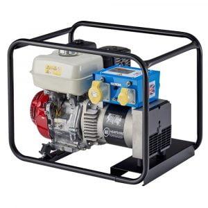 Stephill 5000HMS 5 kVA Petrol Generator