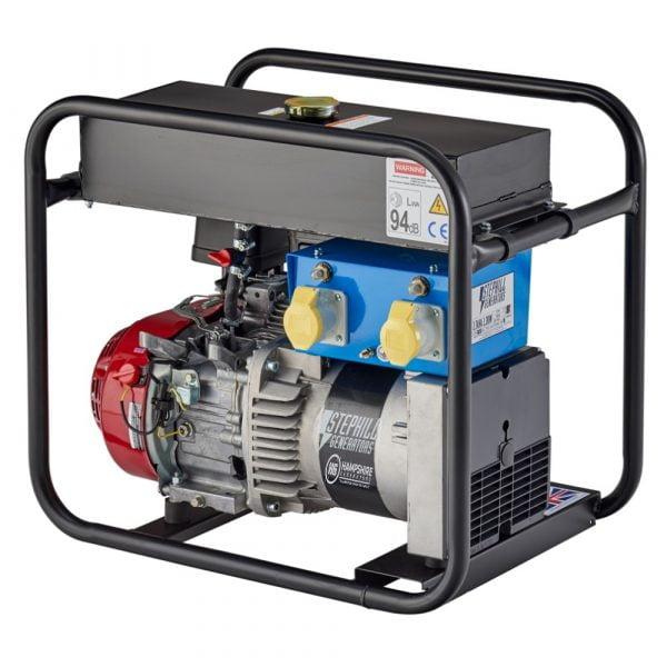Stephill RT2700HMC 2.7 kVA Petrol Generator