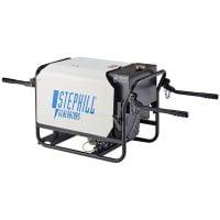 Stephill RT4000DLMC 4 kVA Diesel Generator Handles Extended Rear View