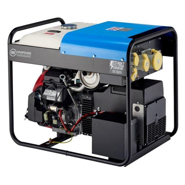 Stephill SE10000EC 10kVA Petrol Generator