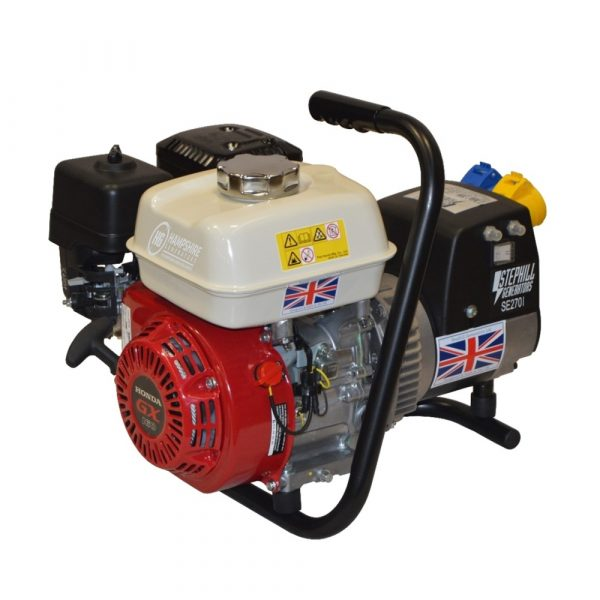 Stephill SE2701 2.7 kVA Petrol Generator