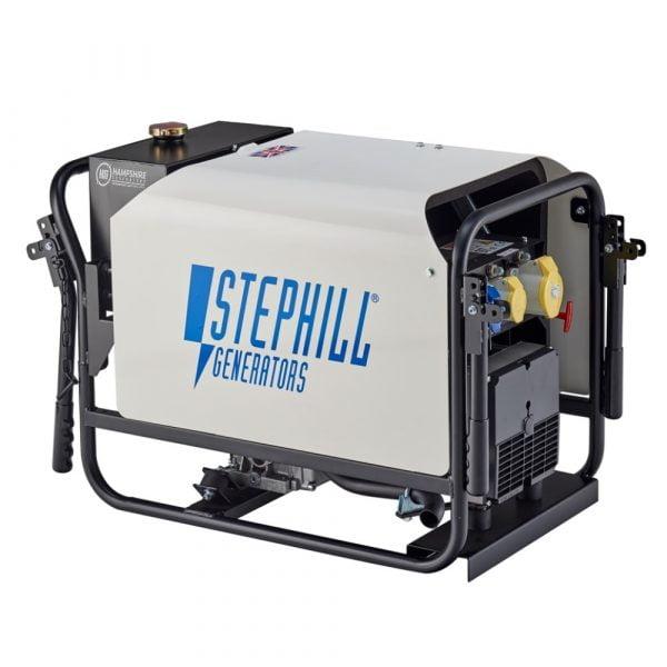 Stephill SE4000DL 4kVA Silenced Diesel Generator
