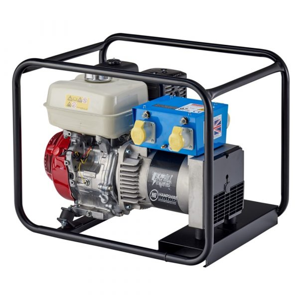 Stephill SE5000EC 5 kVA Petrol Generator