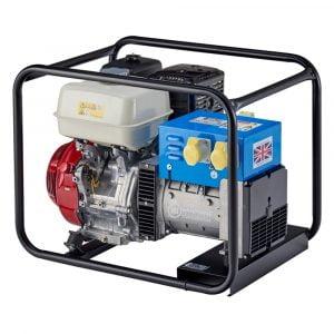 Stephill SE6500EC 6.5 kVA Petrol Generator