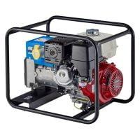 Stephill SE6500EC 6.5 kVA Petrol Generator Rear View