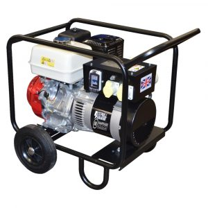 Stephill SE7500EC 7.5 kVA Petrol Generator
