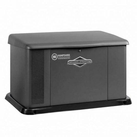 Brigs Stratton G140 14kW Backup Generator Brand Page