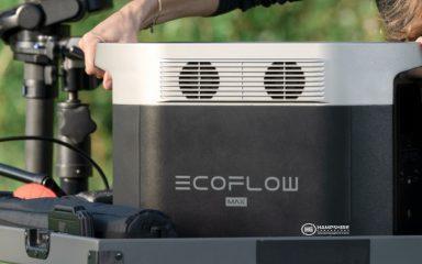 EcoFlow Delta Max Portable Power Station Life Style 3