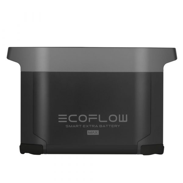 EcoFlow Delta Max Smart Extra Battery Side View Left 1