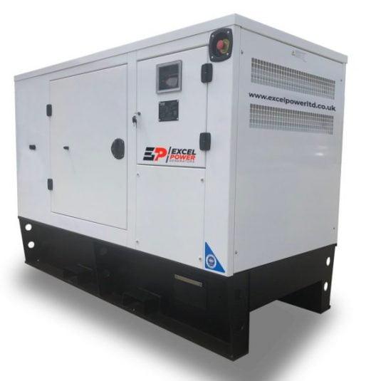 Excel Power Diesel Generator 100kVA XL100P Perkins