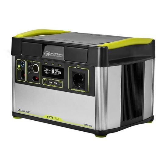 Goal Zero Portable Power Station Yeti 1500X