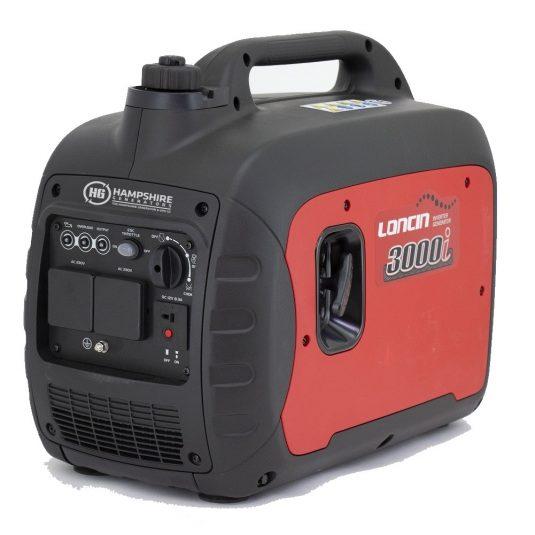 Loncin Petrol Inverter Generator LC3000i 2.5KW