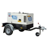 Stephill Highway Trailer SSD100000S Ball Hitch Side View