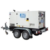 Stephill Highway Trailer SSDP120A Towing Eye