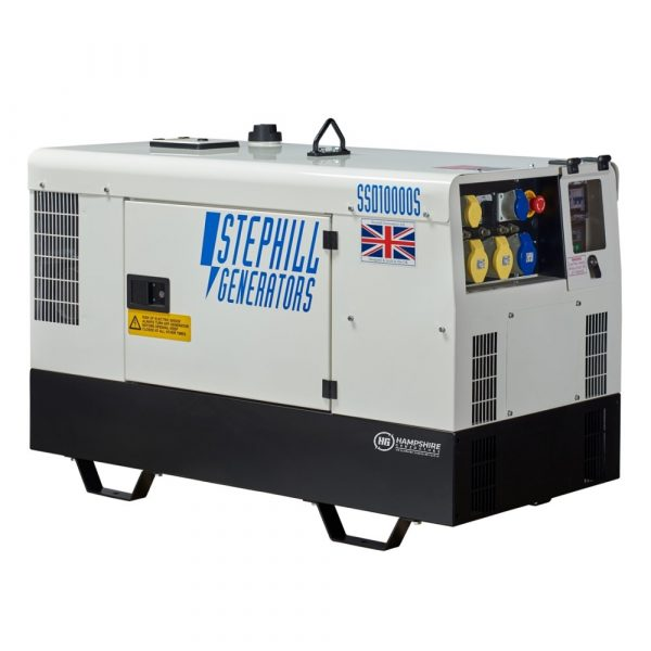 Stephill SSD10000S 10 kVA Diesel Generator