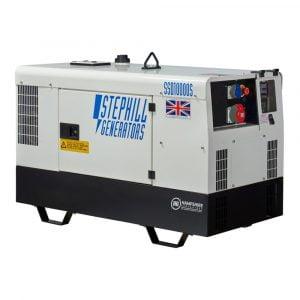 Stephill SSD10000S 3 Phase 10 kVA Diesel Generator
