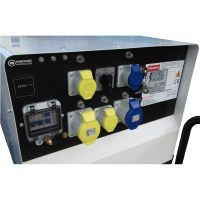 Stephill SSD6000S 6 kVA Diesel Generator Sockets