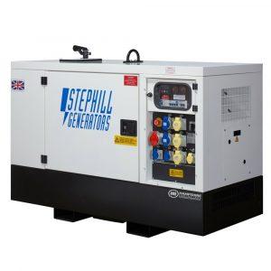 Stephill SSDK12M 12 kVA Diesel Generator