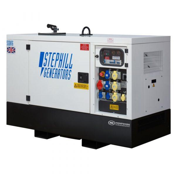 Stephill SSDK16M 16 kVA Diesel Generator