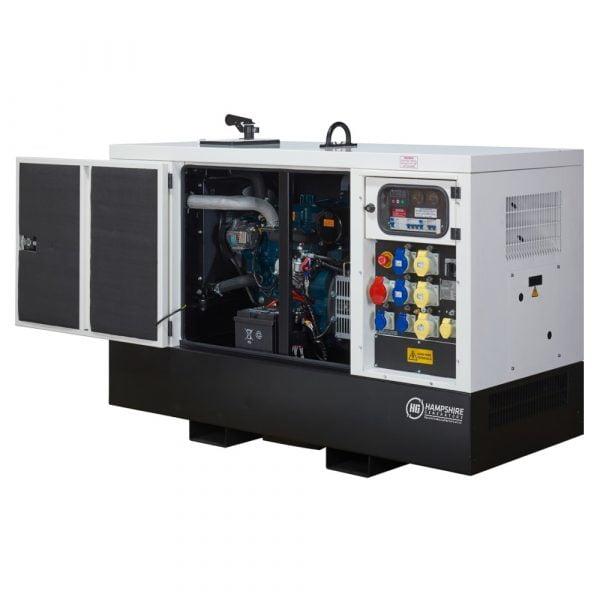 Stephill SSDK16M 16 kVA Diesel Generator Inside The Generator