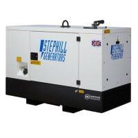 Stephill SSDK20M 20 kVA Diesel Generator Rear View