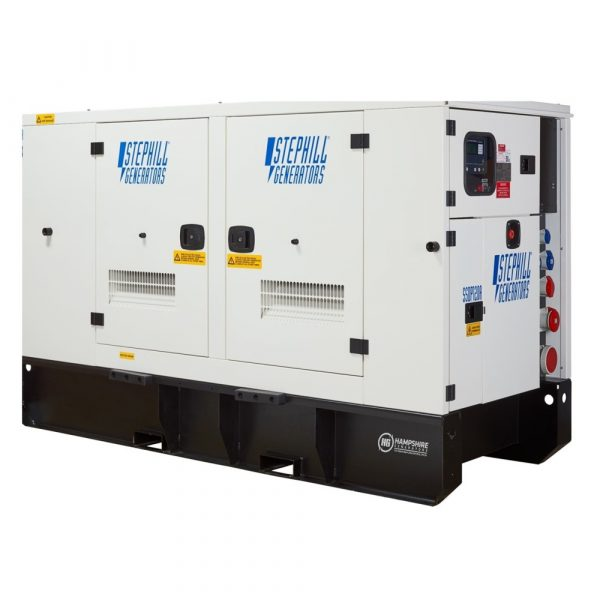 Stephill SSDP120A 117 kVA Perkins Diesel Generator