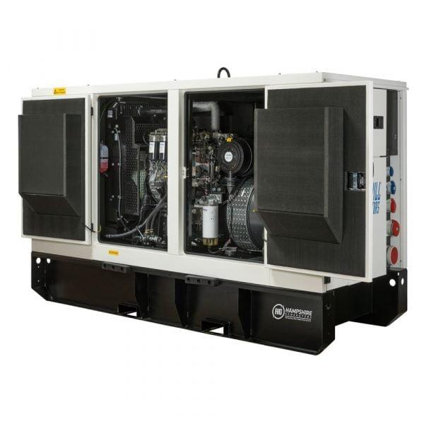 Stephill SSDP120A 117 kVA Perkins Diesel Generator Doors Open