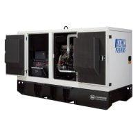 Stephill SSDP120A 117 kVA Perkins Diesel Generator Doors Open Rear View