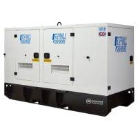 Stephill SSDP120A 117 kVA Perkins Diesel Generator Rear View