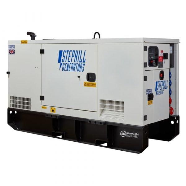 Stephill SSDP50 50 kVA Diesel Generator